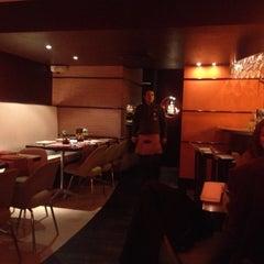 Photo taken at Siam Restaurant Thai Cuisine by Luis P. on 11/18/2012