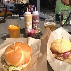Photo taken at BRGR Kitchen + Bar by Local Ruckus KC on 3/15/2013