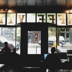 Photo taken at Caffe Vita by Anthony P. on 10/18/2012