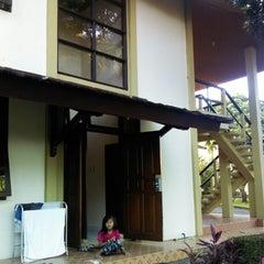 Photo taken at Grand Jaya Raya Resort & Convention Hotel by Andi D. on 6/28/2013