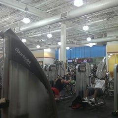 Photo taken at LA Fitness by Stephen on 7/2/2013