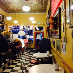 Photo taken at Grandpa's Ice Cream Parlor by Mary L. on 11/23/2014