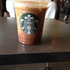 Photo taken at Starbucks by cheyenne d. on 9/16/2012