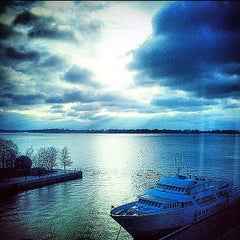 Photo taken at Queen's Quay Terminal by Numreen K. on 12/19/2014