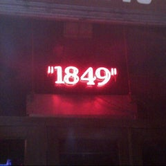 Photo taken at 1849 by Joubran A. on 9/29/2012