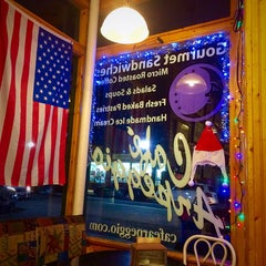 Photo taken at Cafe Arpeggio by randall on 12/28/2014