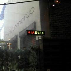 Photo taken at Via Sete by Filipe B. on 10/12/2012