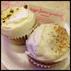 Photo taken at Sugar Sweet Sunshine by Cupcake Crusaders on 11/27/2012