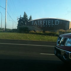 Photo taken at The Mall at Fairfield Commons by Tory C. on 8/26/2011