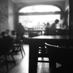 Photo taken at Quills Coffee by Rich C. on 10/17/2012