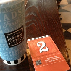 Photo taken at Corner Bakery Cafe by Craig Y. on 1/5/2013