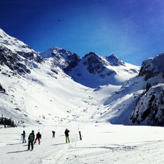Photo taken at Blackcomb Glacier by bae p. on 2/20/2013