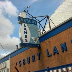 Photo taken at Asbury Lanes by Justin S. on 9/29/2012