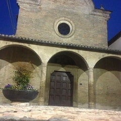 Photo taken at Montefalco by Alessandro L. on 4/11/2015