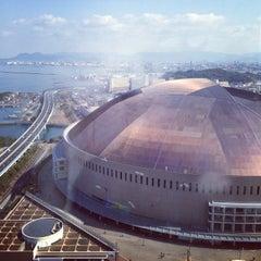Photo taken at 福岡ヤフオク!ドーム (Fukuoka Yafuoku! Dome) by Kiyoshi T. on 3/3/2013