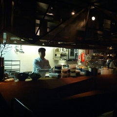 Photo taken at Mochi by Fabian K. on 1/10/2013