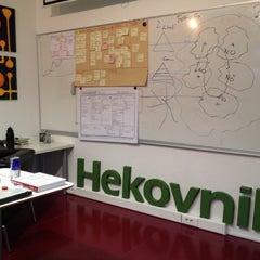 Photo taken at Hekovnik by Alja I. on 10/26/2012