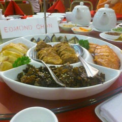 Photo taken at The Century Seafood Restaurant by Ed on 12/25/2012