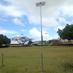 Photo taken at The University of the West Indies by Mr A. on 4/11/2015