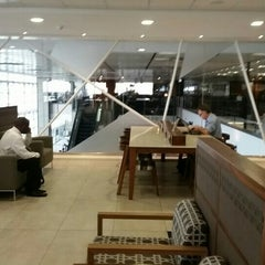 Photo taken at SAA Business Class Lounge - Domestic by Gabriel A. on 2/9/2016