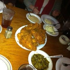 Photo taken at Babe's Chicken Dinner House by Ben R. on 2/27/2013