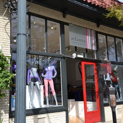 Photo taken at Atlanta Activewear by Intown Expert, Jennifer Kjellgren & Associates on 2/20/2013