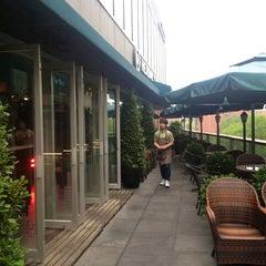 Photo taken at Herbal Café 泰和草本工坊 by Luke D. on 6/6/2013