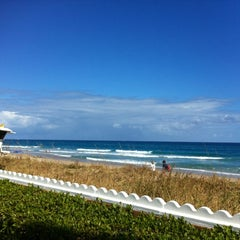 Photo taken at Town of Palm Beach by Aleese K. on 11/15/2012
