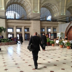 Photo taken at Union Station by Mitchell A. on 3/27/2013