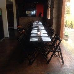 Photo taken at Casa do Espeto by Maria G. on 7/26/2014