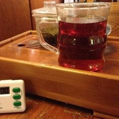 Photo taken at Goldfish Tea by Ross G. on 4/16/2013