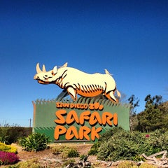 Photo taken at San Diego Zoo Safari Park by Caryn B. on 3/14/2013
