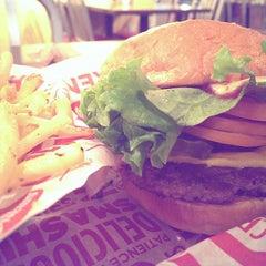 Photo taken at Smashburger by Michael C. on 12/10/2014