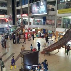 Photo taken at Himalaya Mall by Jason Y. on 9/1/2013
