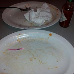 Photo taken at Hits The Spot Diner by Diego C. on 3/7/2013