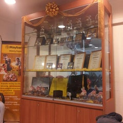 Photo taken at Maybank Berhad by Ijal S. on 8/14/2013