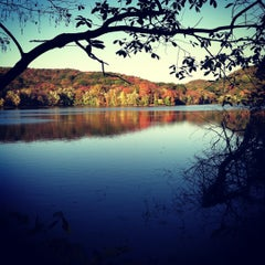 Photo taken at Radnor Lake State Park by Will M. on 10/15/2012