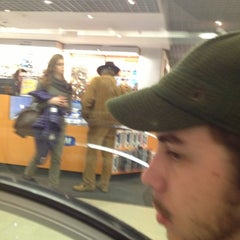 Photo taken at Fnac by Andrea G. on 11/25/2012