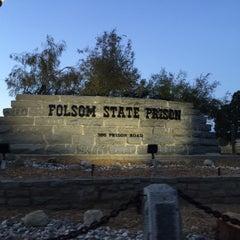 Photo taken at Folsom State Prison (FSP) by Tim D. on 8/29/2015