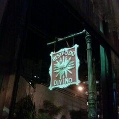 Photo taken at Bistrô do Divino by Hudson M. on 2/24/2013