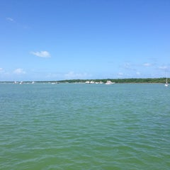 Photo taken at Elliot Key by Heather B. on 7/6/2013