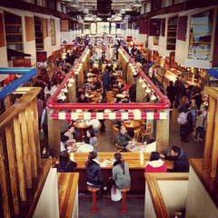 Photo taken at Granville Island Public Market by Agnès T. on 3/17/2013