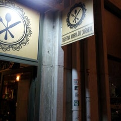 Photo taken at Taberna da Maria do Correio by Rui M. on 10/26/2012