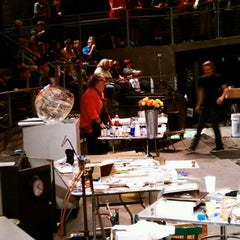 Photo taken at The Hot Shop at the Museum Of Glass by Darla K. on 9/23/2012