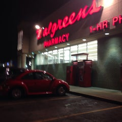 Photo taken at Walgreens by Marcos G. on 1/10/2014