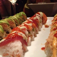 Photo taken at Deep Sushi by A-List Concierge 🔑 on 6/29/2013
