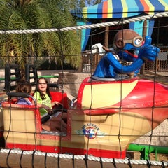 Photo taken at Sesame Street Safari Of Fun by Priscilla N. on 1/9/2013