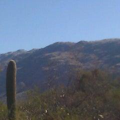 Photo taken at Saguaro National Park by Nick T. on 1/29/2013