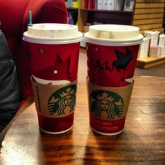 Photo taken at Starbucks by Äshley W. on 12/30/2012