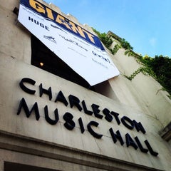 Photo taken at Charleston Music Hall by Jason B. on 6/11/2014